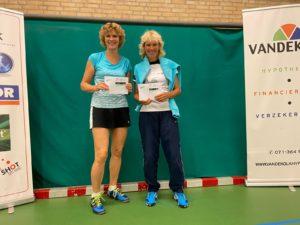 2e prijs Anita Ciska Drop Shot Zomertoernooi
