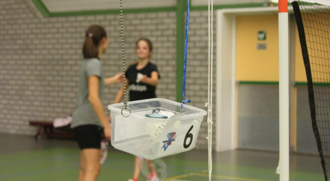Starttoernooi Jeugd | Badmintonclub Lansingerland