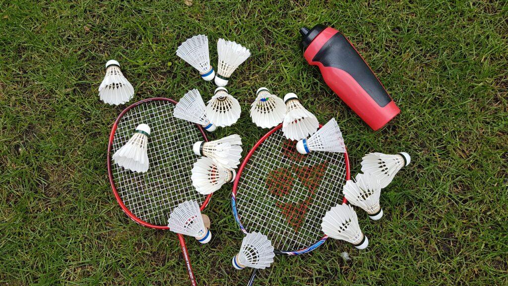 Buitentraining | Badmintonclub Lansingerland