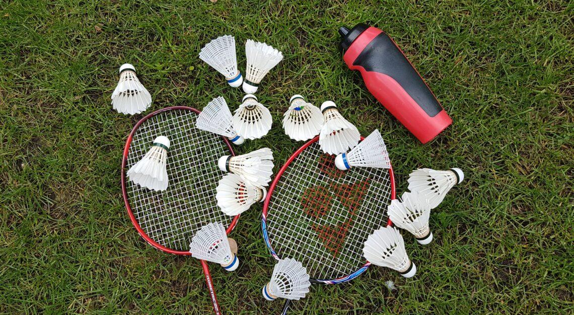 Buitentraining   Badmintonclub Lansingerland